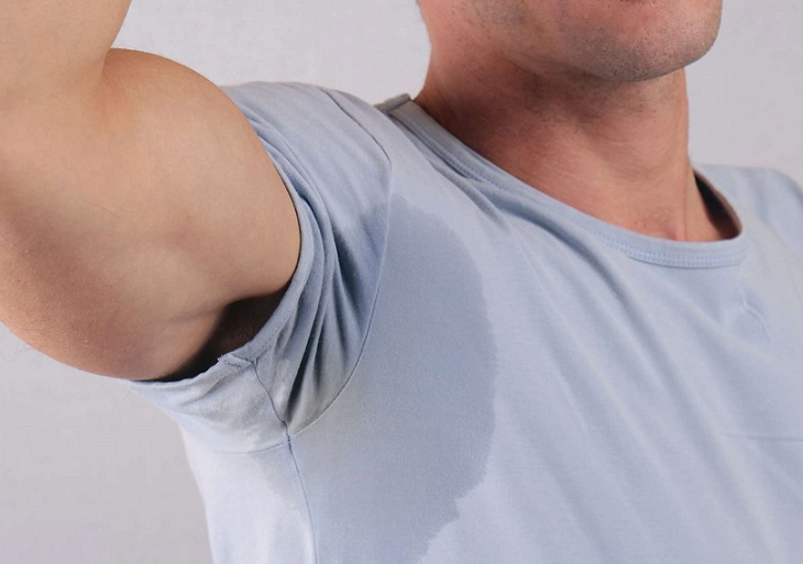 Sweaty and sticky skin: What causes it?